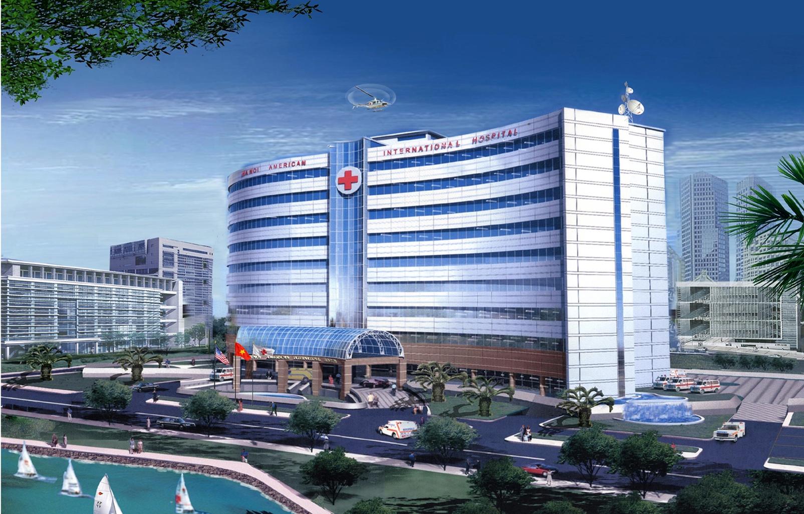 Hospital 2 | Apex Plastering